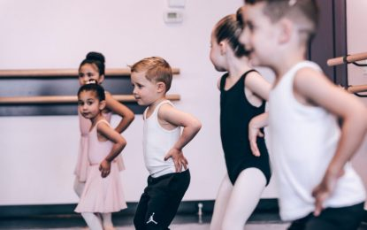 Choosing A Good Dance Studio For Your Child