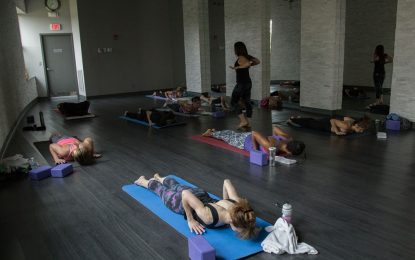 Chicago Yoga studios