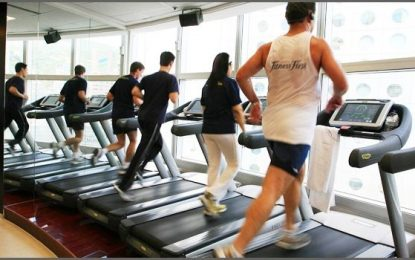 Exceptional Fitness Club in Delhi for Elites