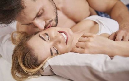 Top tips if your sex life is going down