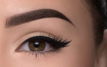 Create a great impression with beautifully shaped eyebrow