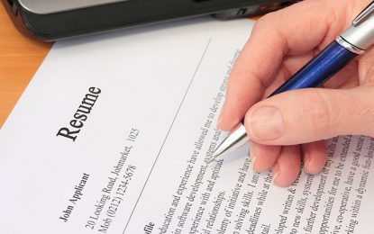 All You Must Know About Making A Resume